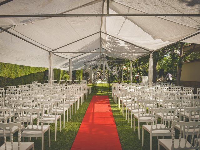 La boda de Mariano y Alex en Mutxamel, Alicante 17