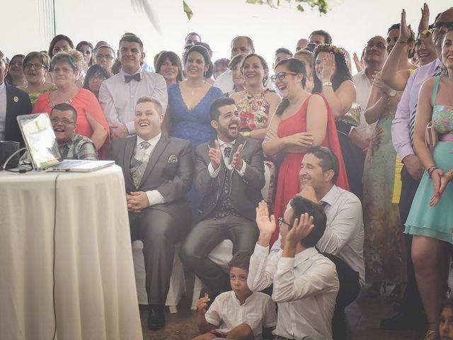La boda de Mariano y Alex en Mutxamel, Alicante 25