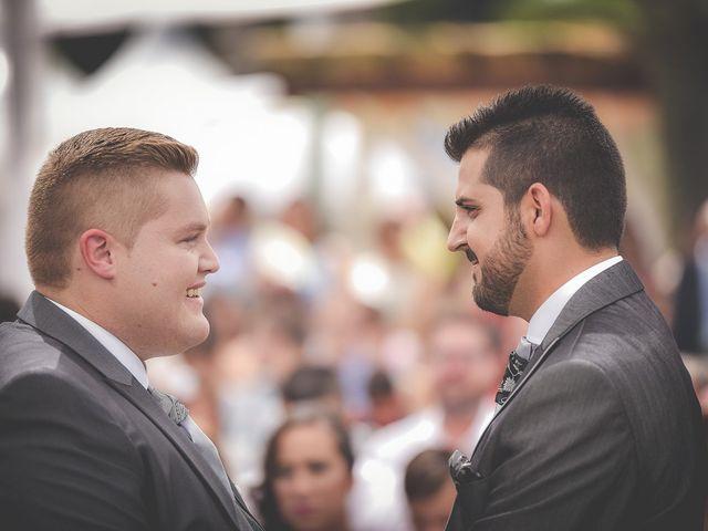 La boda de Mariano y Alex en Mutxamel, Alicante 26