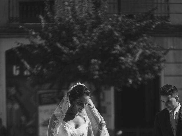 La boda de Benjamin y Cristina en Granada, Granada 3