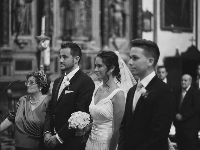 La boda de Benjamin y Cristina en Granada, Granada 6