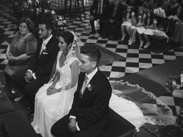 La boda de Benjamin y Cristina en Granada, Granada 10