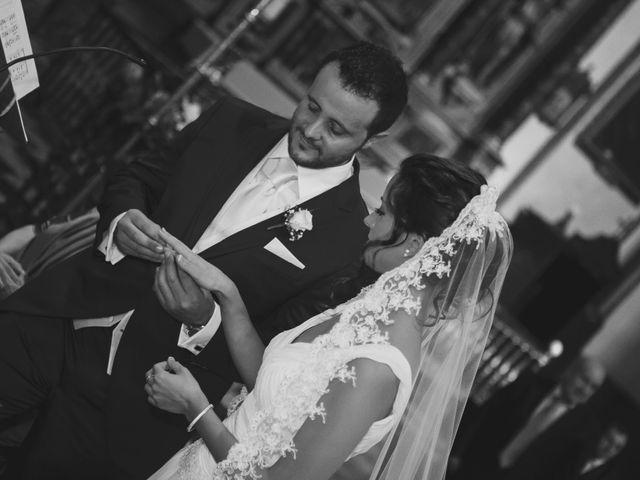 La boda de Benjamin y Cristina en Granada, Granada 11