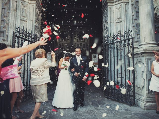 La boda de Benjamin y Cristina en Granada, Granada 12