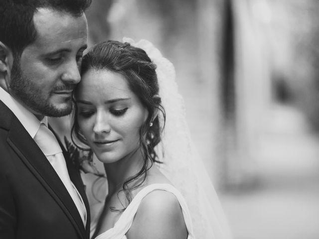 La boda de Benjamin y Cristina en Granada, Granada 23