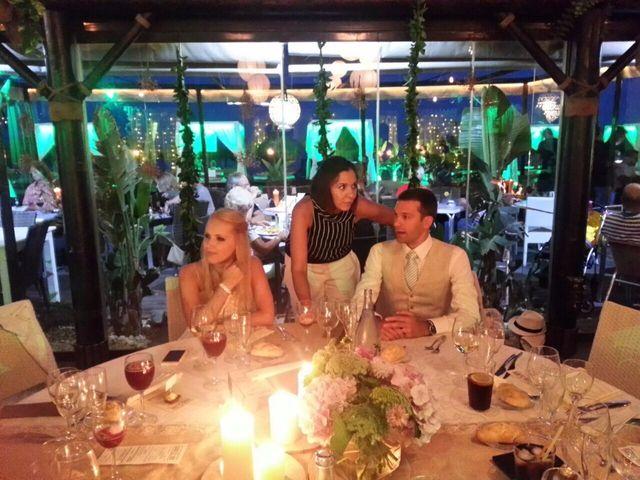 La boda de Fernando Garcia y Anett Piszker en Torre Del Mar, Málaga 4