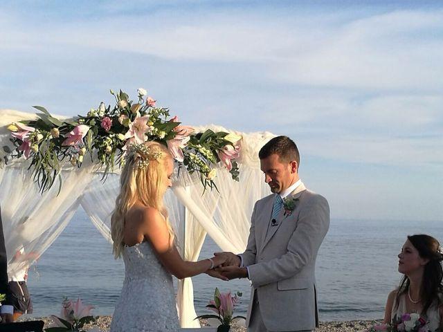 La boda de Fernando Garcia y Anett Piszker en Torre Del Mar, Málaga 7