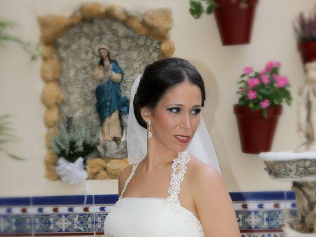 La boda de Javier y Estefanía en Aguilar De La Frontera, Córdoba 5