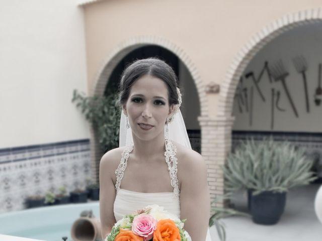 La boda de Javier y Estefanía en Aguilar De La Frontera, Córdoba 7