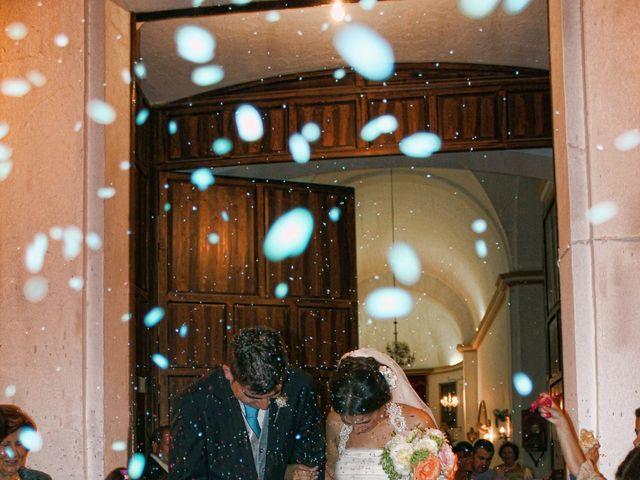 La boda de Javier y Estefanía en Aguilar De La Frontera, Córdoba 8