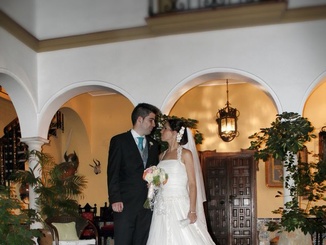 La boda de Javier y Estefanía en Aguilar De La Frontera, Córdoba 10
