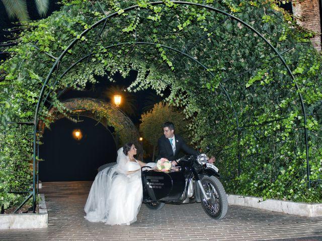 La boda de Javier y Estefanía en Aguilar De La Frontera, Córdoba 11