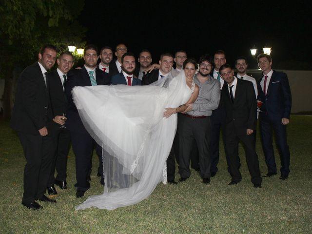 La boda de Javier y Estefanía en Aguilar De La Frontera, Córdoba 2