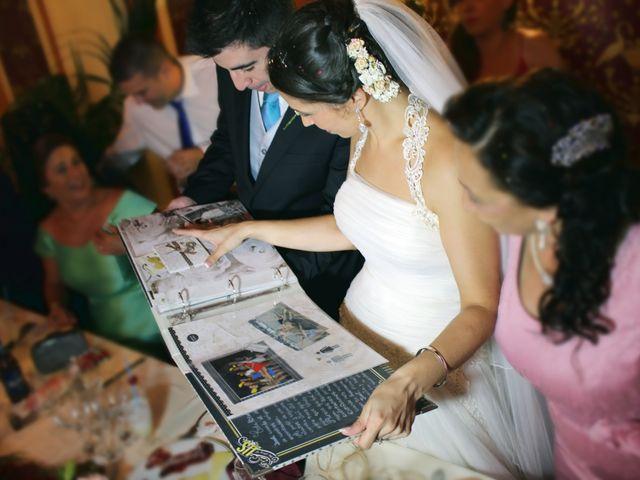 La boda de Javier y Estefanía en Aguilar De La Frontera, Córdoba 16