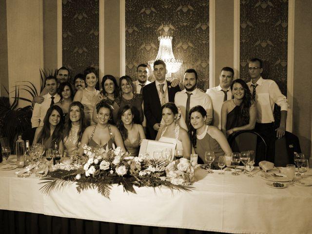 La boda de Javier y Estefanía en Aguilar De La Frontera, Córdoba 17