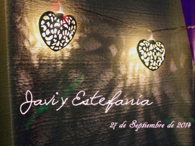 La boda de Javier y Estefanía en Aguilar De La Frontera, Córdoba 18