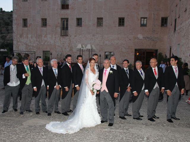 La boda de Segundo  y María jose en Pastrana, Guadalajara 35