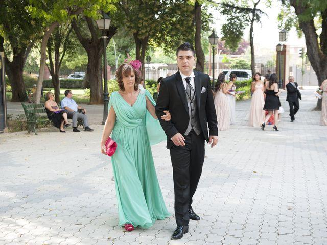 La boda de Patricia y Dennis en Talavera De La Reina, Toledo 10