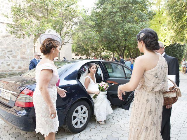 La boda de Patricia y Dennis en Talavera De La Reina, Toledo 12