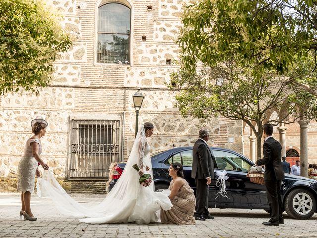 La boda de Patricia y Dennis en Talavera De La Reina, Toledo 1
