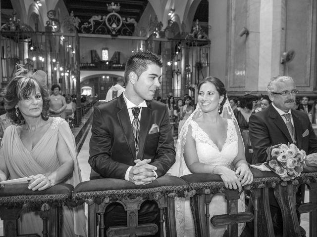 La boda de Patricia y Dennis en Talavera De La Reina, Toledo 15
