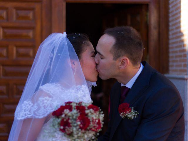 La boda de David y Mayra en Toledo, Toledo 3