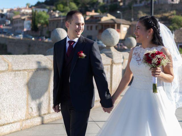 La boda de David y Mayra en Toledo, Toledo 4