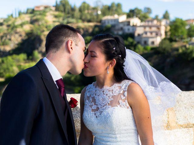 La boda de David y Mayra en Toledo, Toledo 6