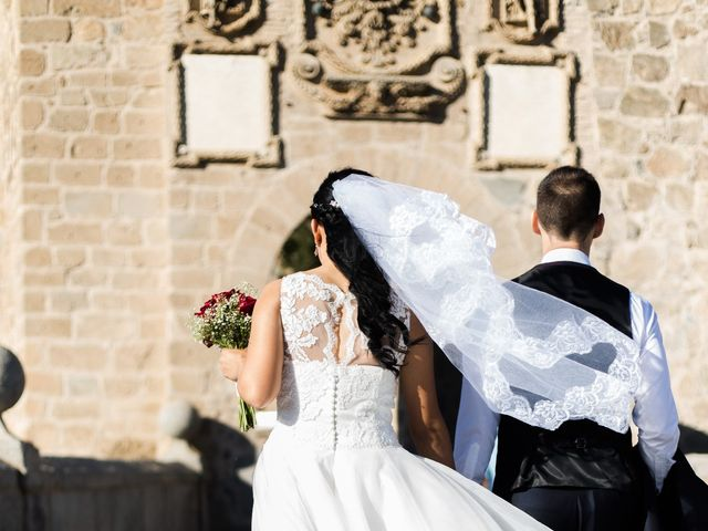 La boda de David y Mayra en Toledo, Toledo 7