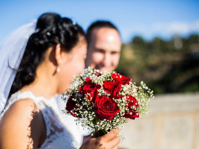 La boda de David y Mayra en Toledo, Toledo 8