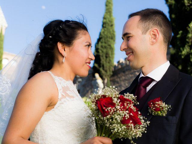 La boda de David y Mayra en Toledo, Toledo 9