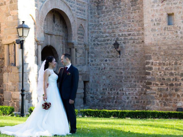 La boda de David y Mayra en Toledo, Toledo 2
