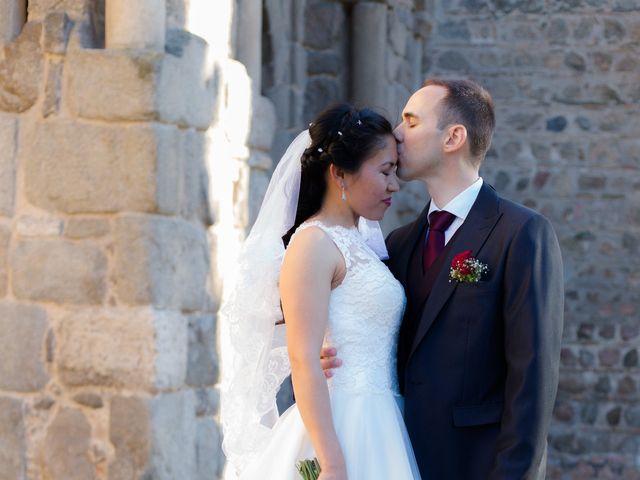 La boda de David y Mayra en Toledo, Toledo 10