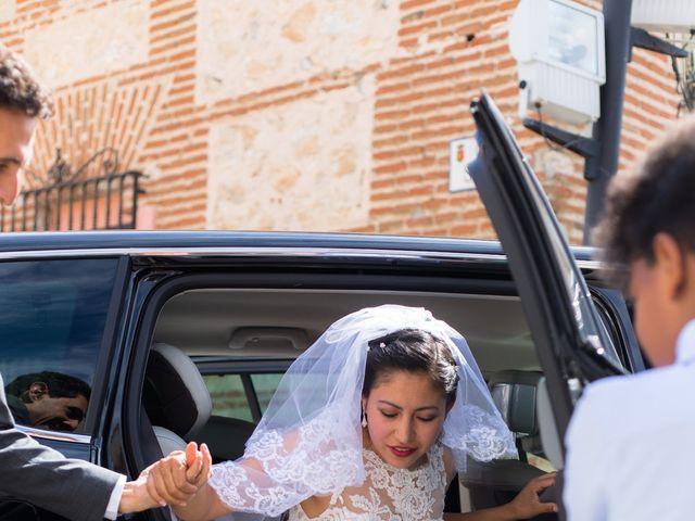 La boda de David y Mayra en Toledo, Toledo 21
