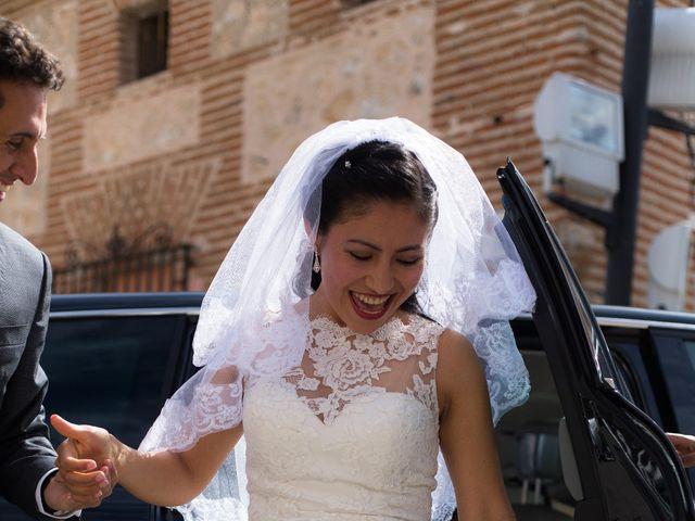 La boda de David y Mayra en Toledo, Toledo 22