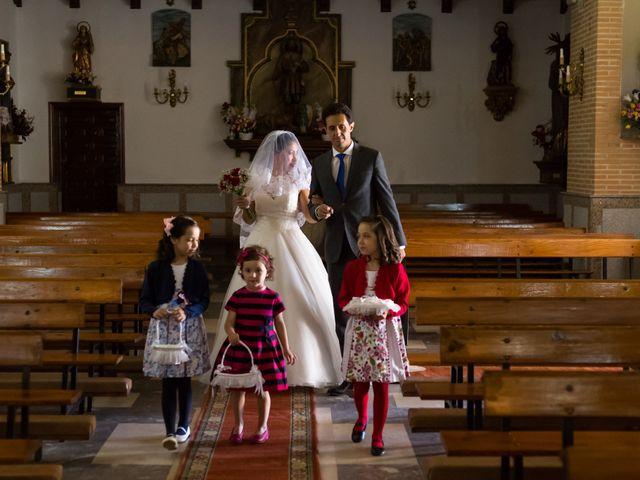 La boda de David y Mayra en Toledo, Toledo 23