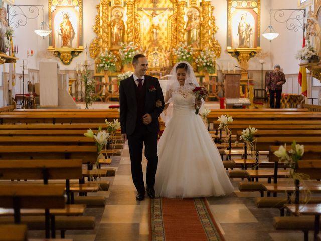 La boda de David y Mayra en Toledo, Toledo 25