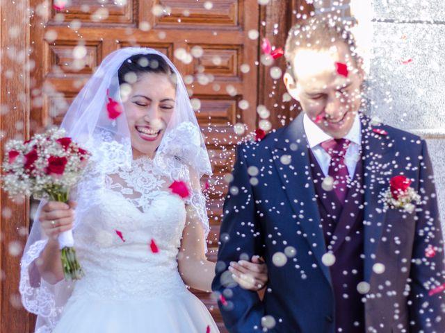 La boda de David y Mayra en Toledo, Toledo 26