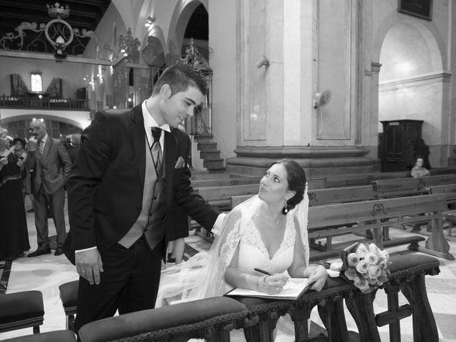 La boda de Patricia y Dennis en Talavera De La Reina, Toledo 34