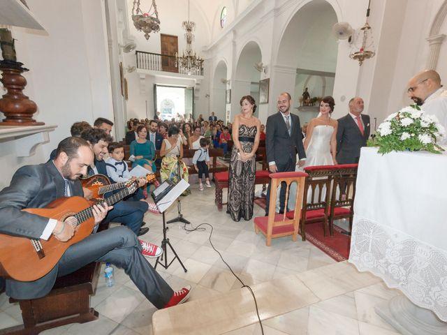 La boda de Jose y Eli en Cádiz, Cádiz 14