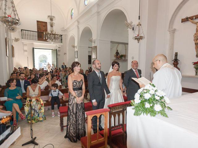 La boda de Jose y Eli en Cádiz, Cádiz 33