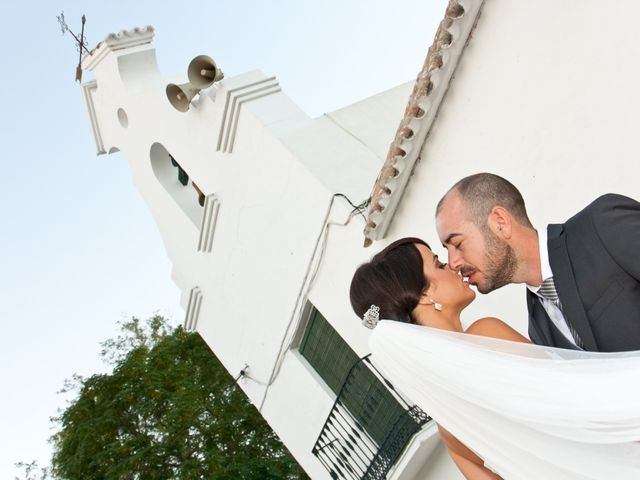 La boda de Jose y Eli en Cádiz, Cádiz 48