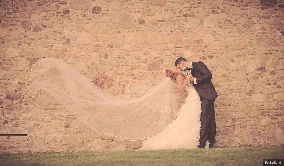La boda de Daniel y Jessica en Sant Fost De Campsentelles, Barcelona
