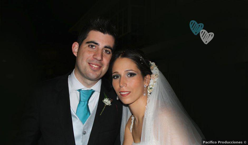 La boda de Javier y Estefanía en Aguilar De La Frontera, Córdoba