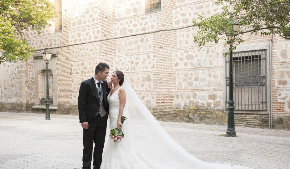 La boda de Patricia y Dennis en Talavera De La Reina, Toledo