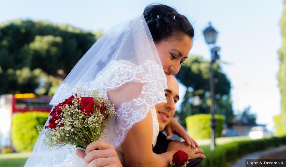 La boda de David y Mayra en Toledo, Toledo