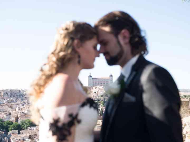 La boda de Jenny y Abel
