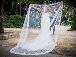 La boda de María José y Roberto