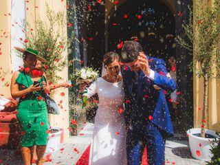 La boda de Gracia y Miguel