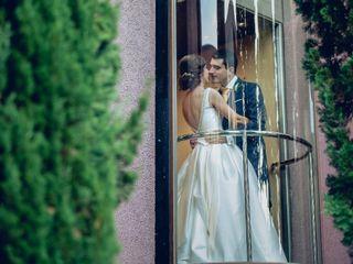 La boda de Cristina y Andrés  2